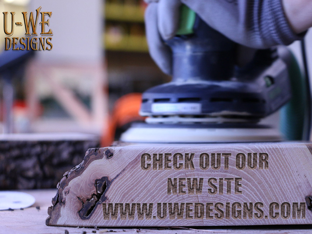 New Website: uwedesigns.com