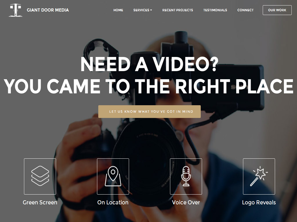 Giant Door Media - Video Production