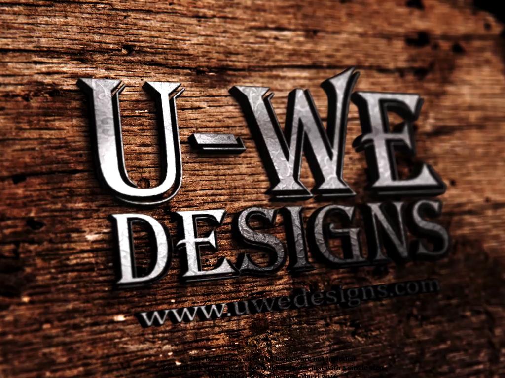 U-WE Designs Promo
