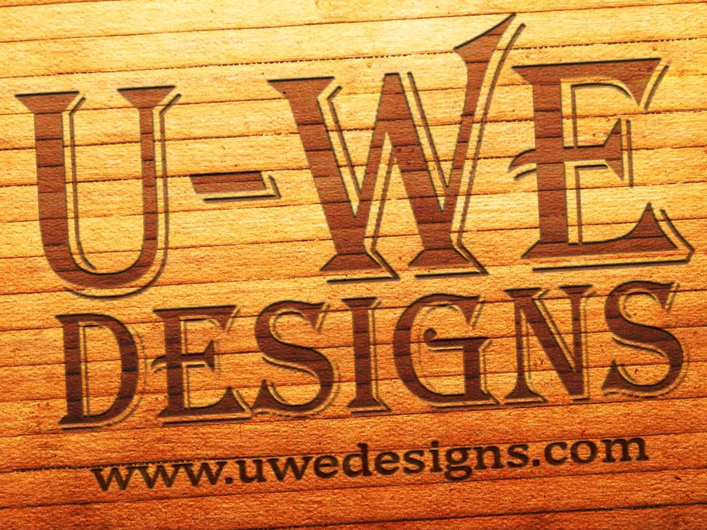 U-WE Designs: Buddy and Stephanie